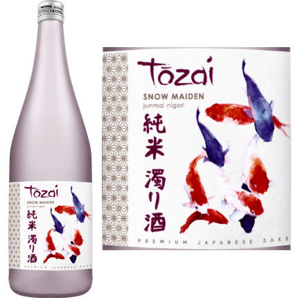 Tōzai ?snow Maiden? Sake photo
