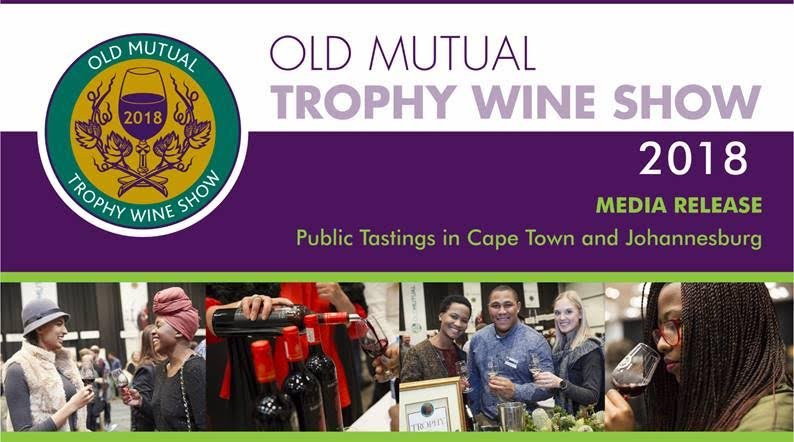 Get Your Tickets For The Annual Old Mutual Trophy Wine Show Public Tastings photo