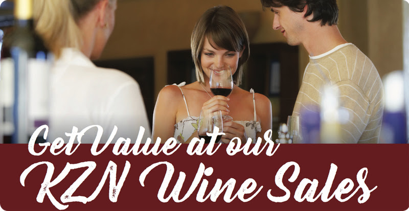 Three GETWINE Wine Sales in KZN this week photo
