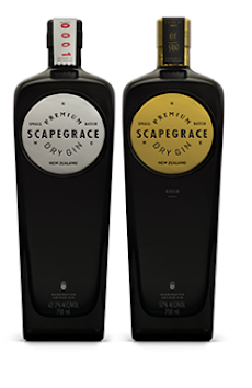 375 Park Avenue Spirits Appointed U.s. Importer For Scapegrace Gin photo