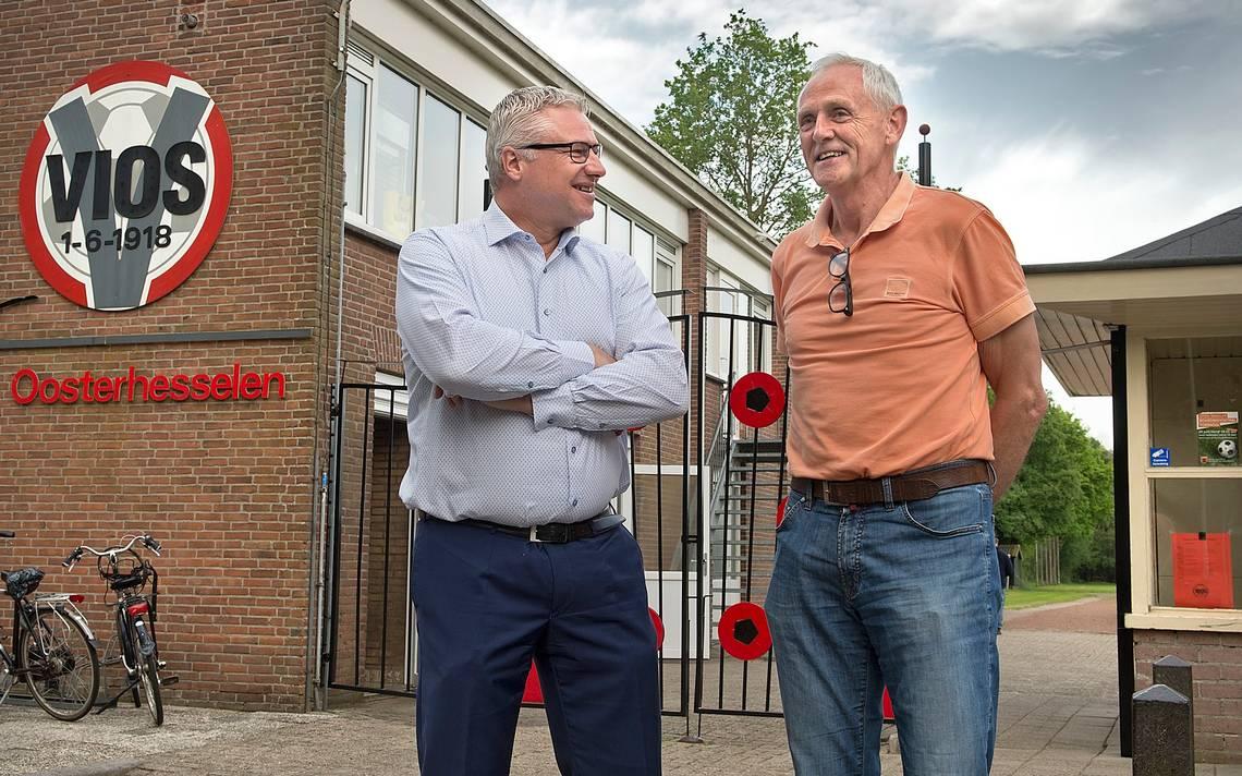 Vios Uit Oosterhesselen 100 Jaar: Welke Twee Leden Gingen Naar Het Profvoetbal? photo
