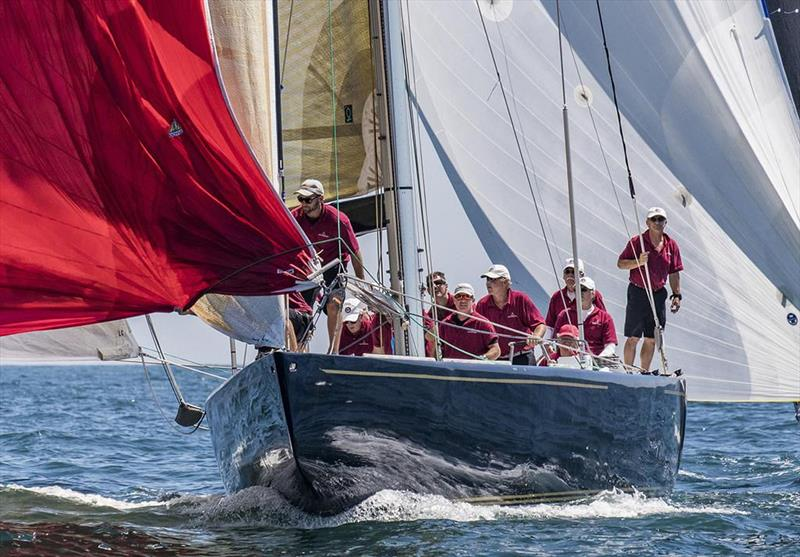 Queen's Cup Race At South Shore Yacht Club: Five Weeks To Race Day photo