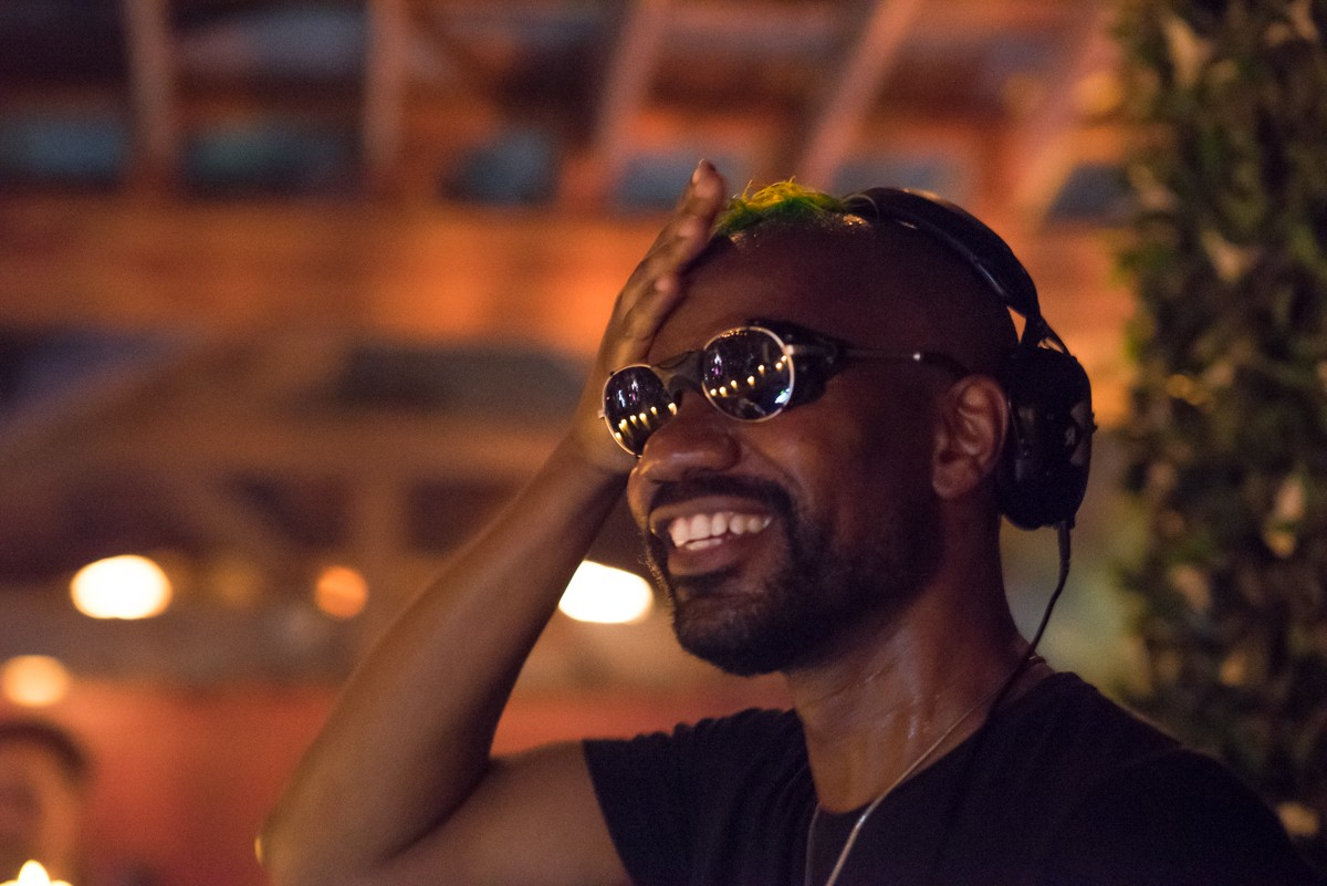 Green Velvet Exhausts Houston On Father's Day photo