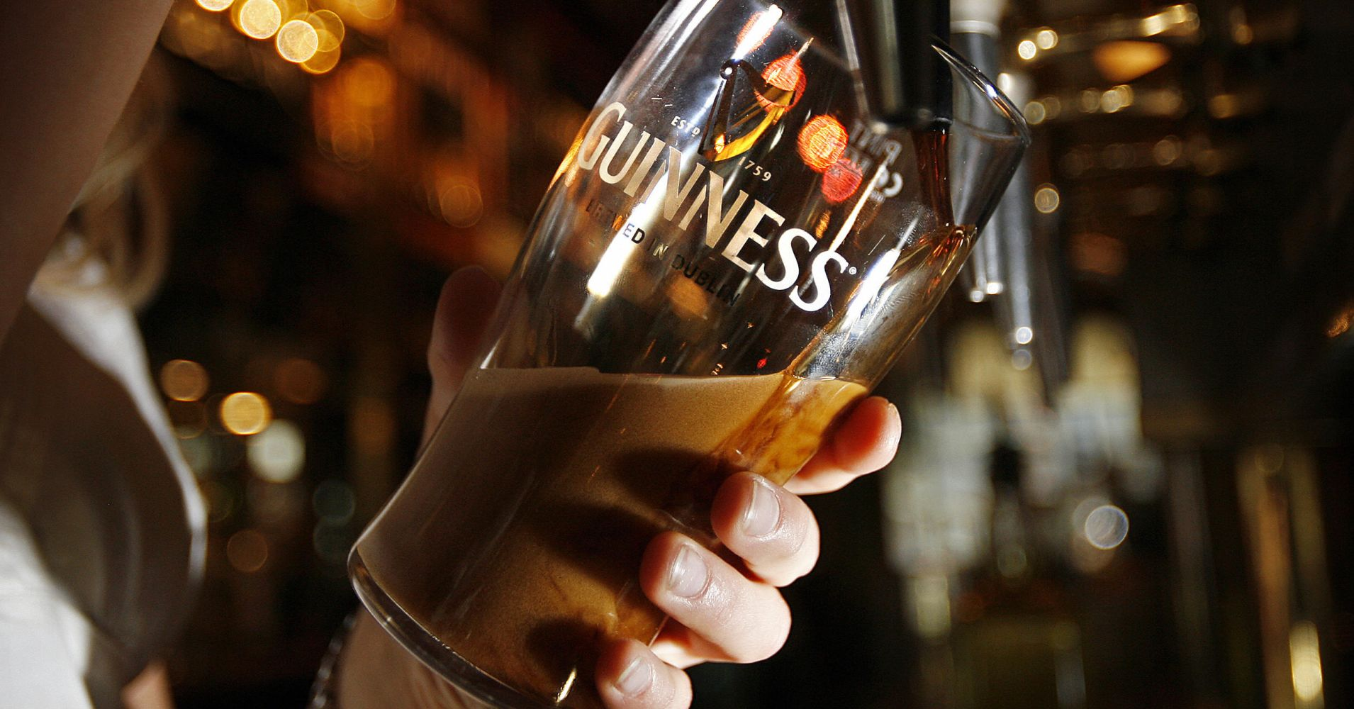 Guinness Is To Open Its First Us Brewery In More Than 60 Years photo