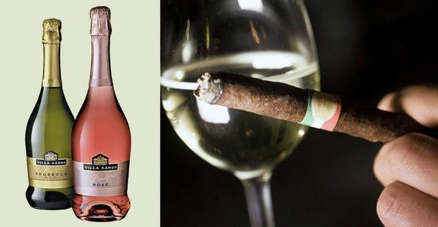 Paring Cigar With Wine Causes A 'stink' photo