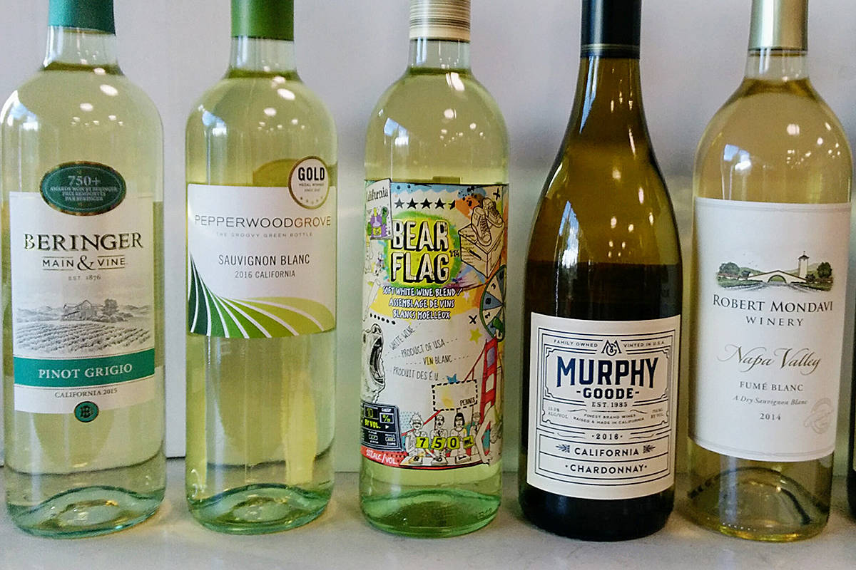 Dreaming Of California Wines At Vancouver International Wine Festival 2019 photo