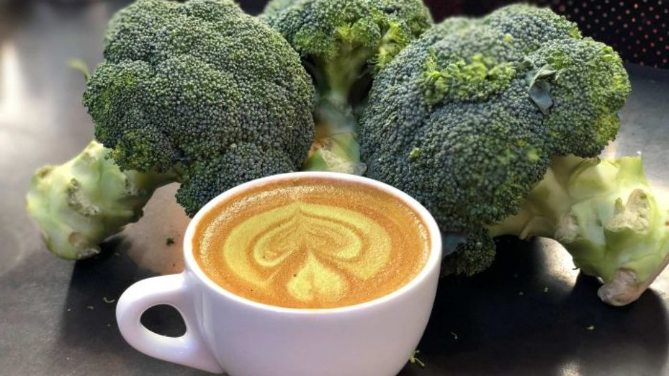 Broccoli coffee is the latest coffee trend that could lead to better health photo