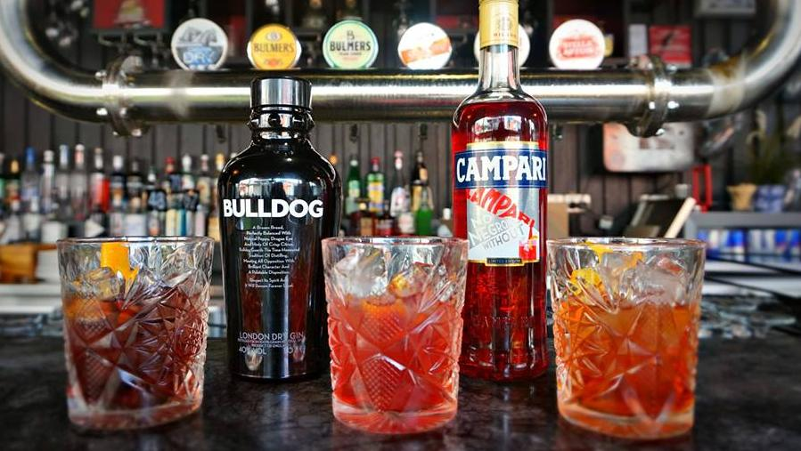 Where To Celebrate Negroni Week And World Gin Day. photo