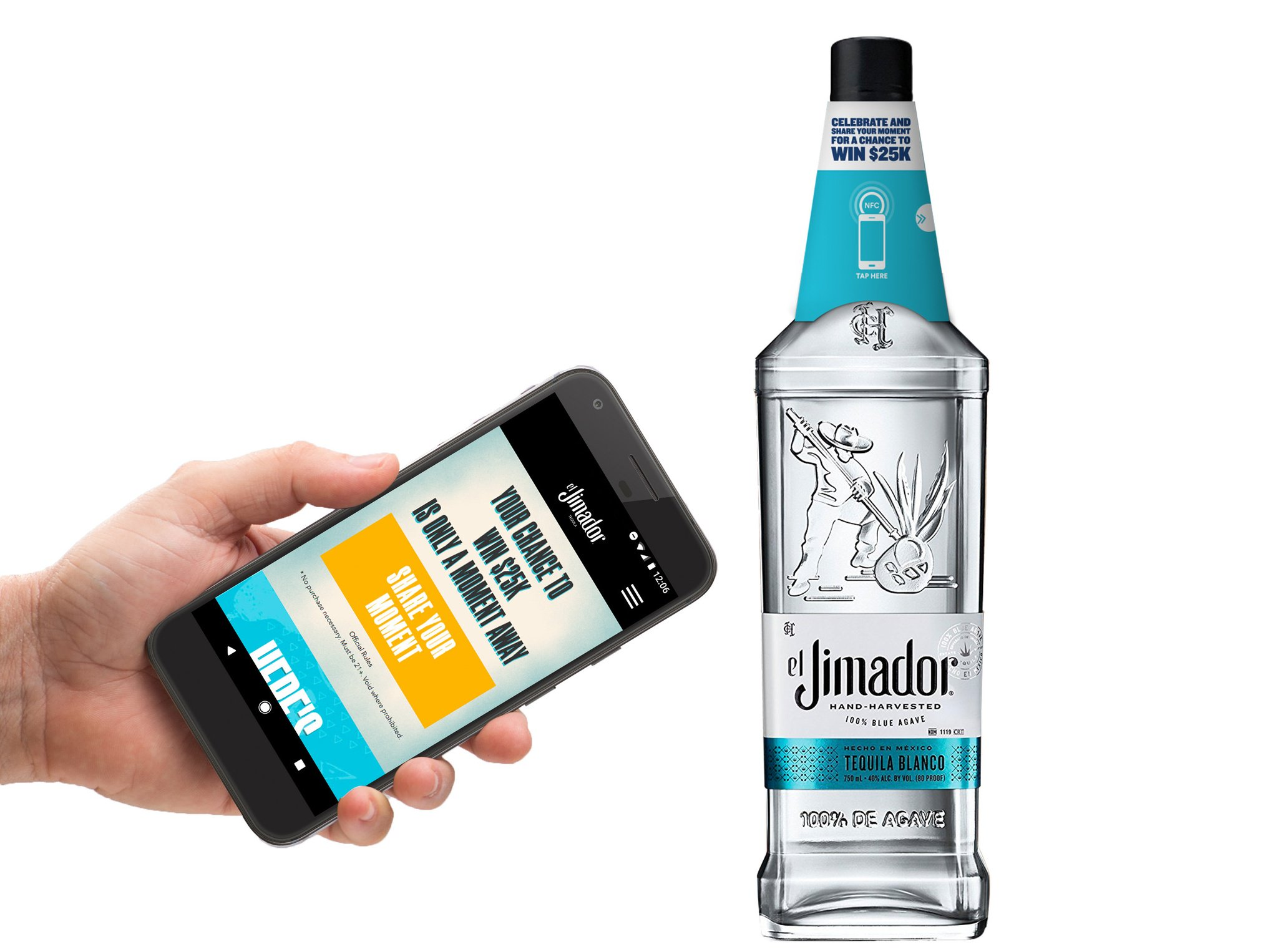 El Jimador Tequila Taps Nfc To Boost Soccer Campaign photo