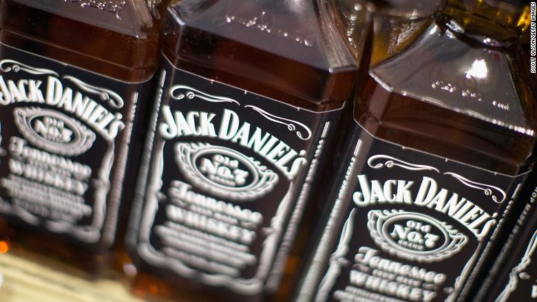 Maker Of Jack Daniel's Worried About Impact Of Trade War photo