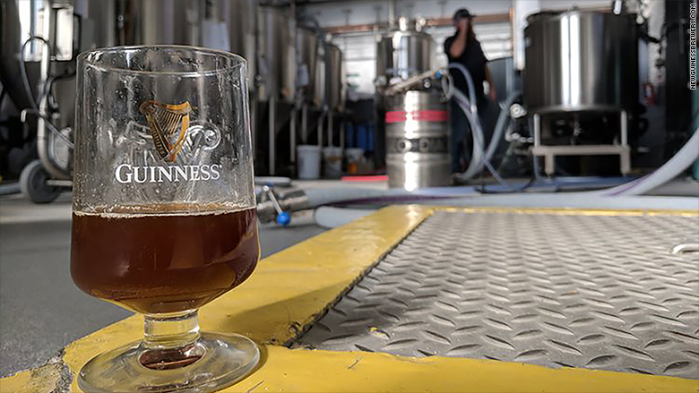 Guinness To Open Its First American Brewery In 64 Years photo