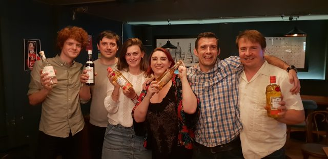 The Drinks Business And The Spirits Business Team Up To Take On Diageo?s Pub Quiz photo