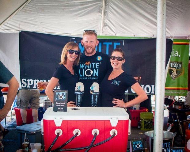 Beer Nut: Worthy Craft Beer Showcase Caps Western Mass Beer Week photo