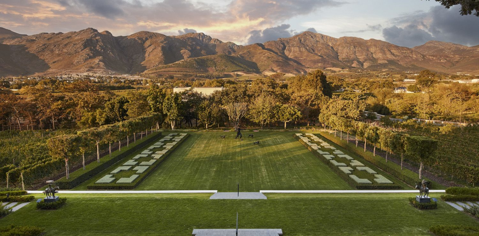 Tatler Itinerary: Wine Tasting To Luxury Safari?how To See It All In South Africa photo