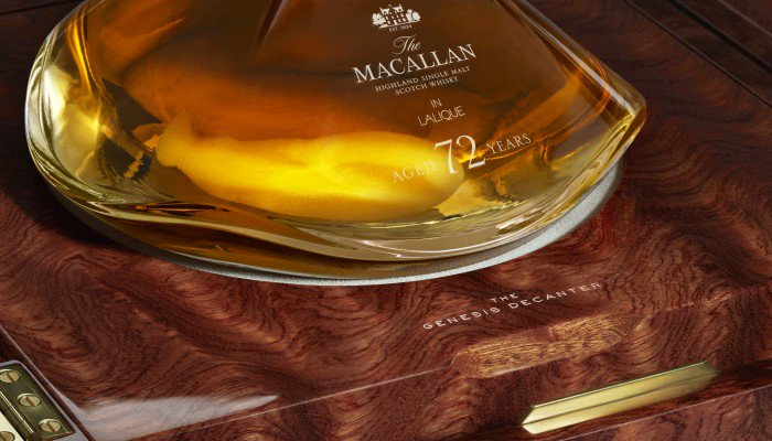Macallan Unveils Us$60,000 Per Bottle Limited-edition Whisky photo