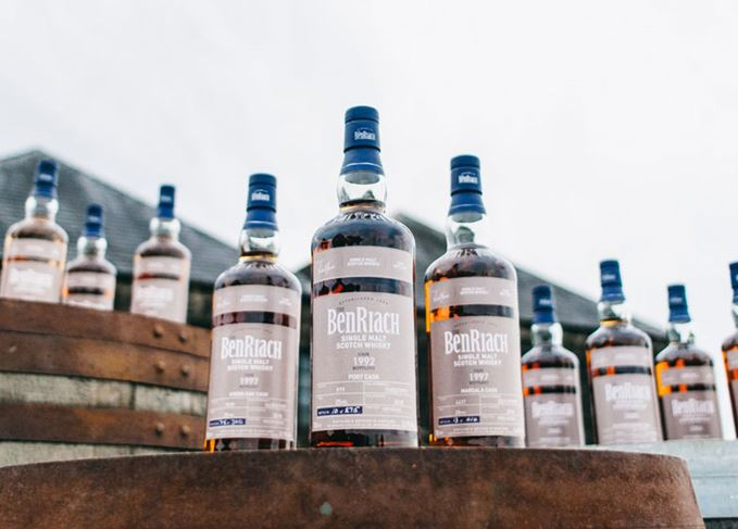 Benriach Unveils 2018 Single Cask Releases photo