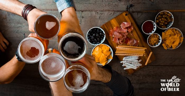 Sab World Of Beer Launches Saturday Food & Beer Pairings photo