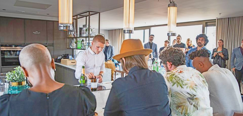 Last Chance's Daniel Warren Snags Title Of Diageo World Class Gb Bartender Of The Year photo