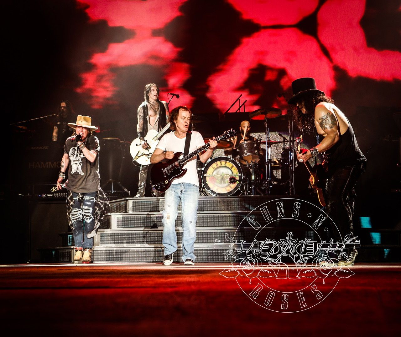 Guns N' Roses To Tour South Africa For The First Time photo