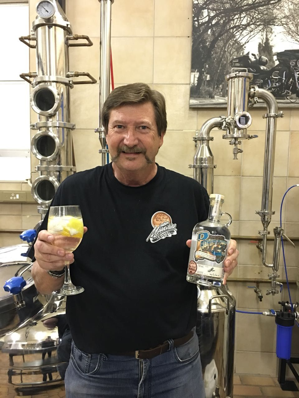 Meet The Maker: Mark Taverner Of Silver Creek Distillery photo