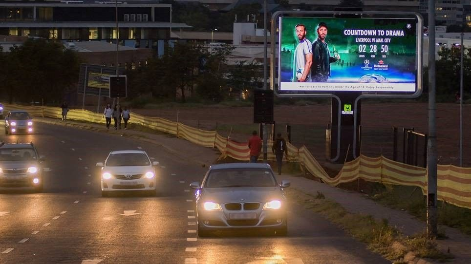 Heineken At The Forefront Of Innovation With Two Media Firsts In Sub-saharan Africa photo