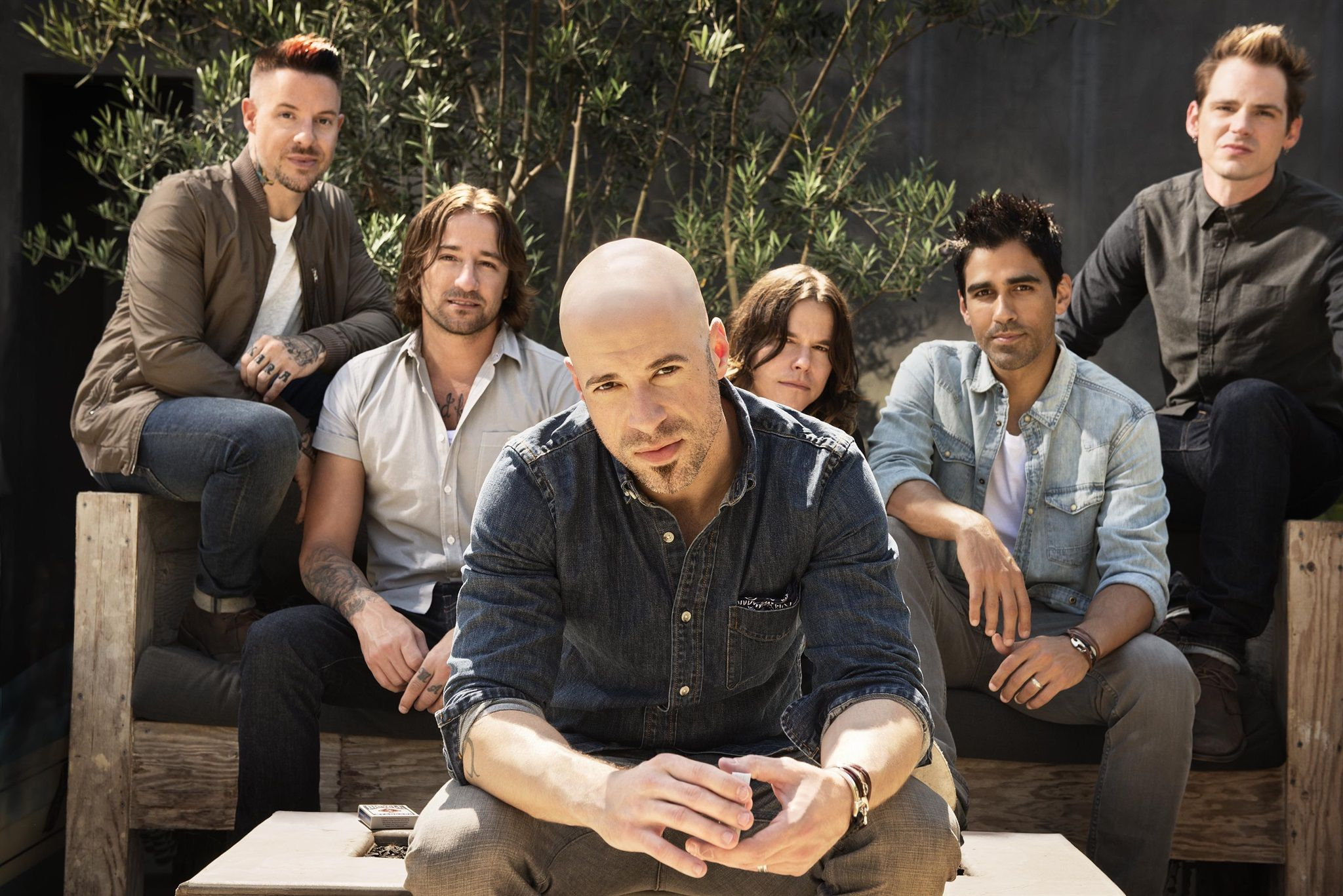 Daughtry To Tour South Africa With New Album photo