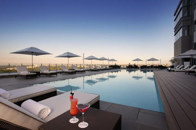 A Sandton Business Hotel Stay That Won't Leave You Feeling Blue photo