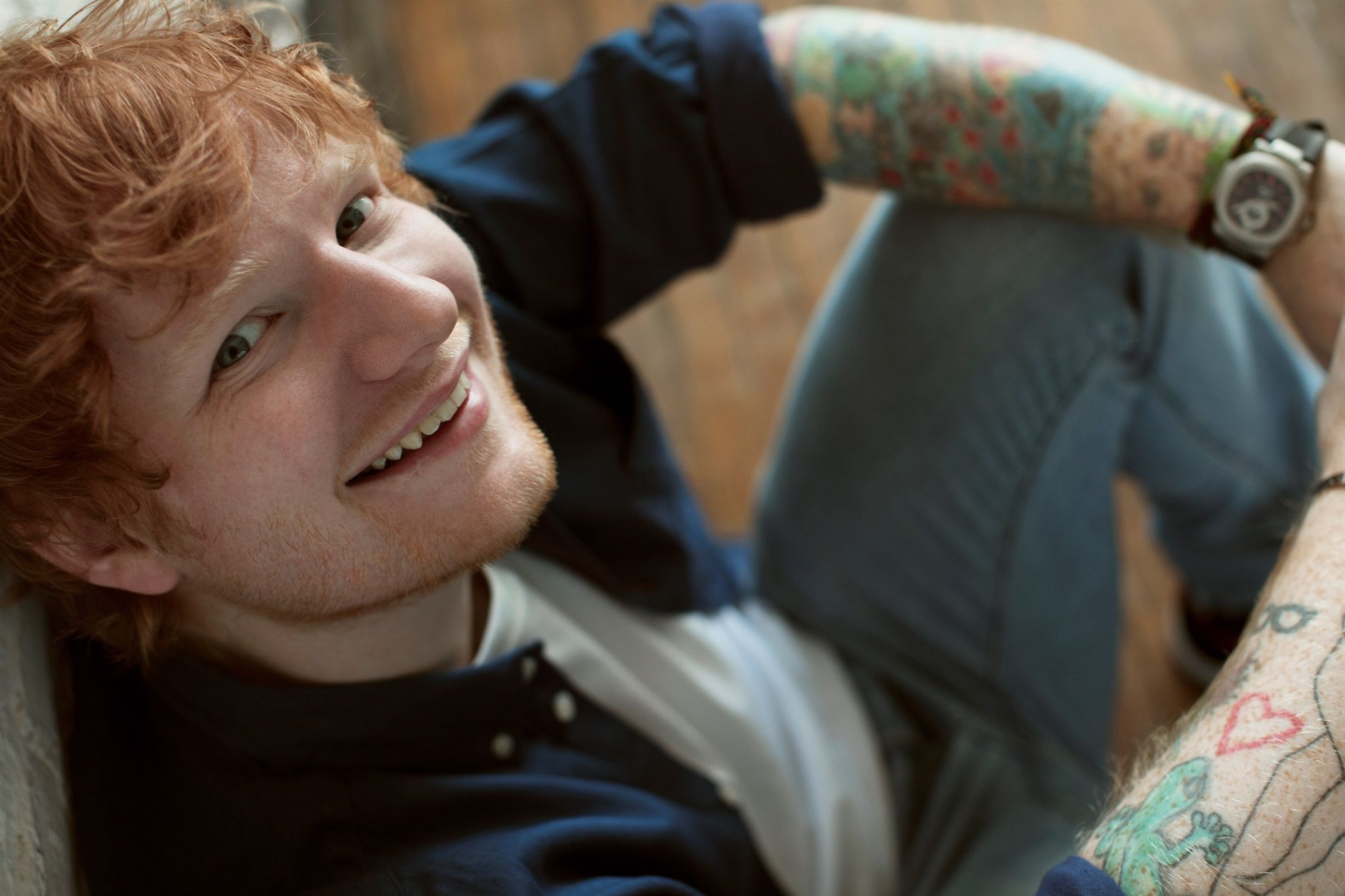 Extra Date Added To Ed Sheeran's Sa Tour photo