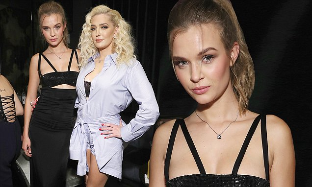 Josephine Skriver And Erika Jayne Lead The Lineup At Pride Celebration photo