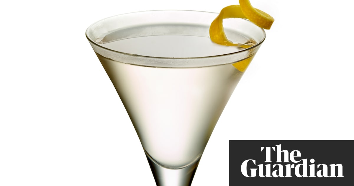 Cocktail Of The Week: White Armagnac Martini photo