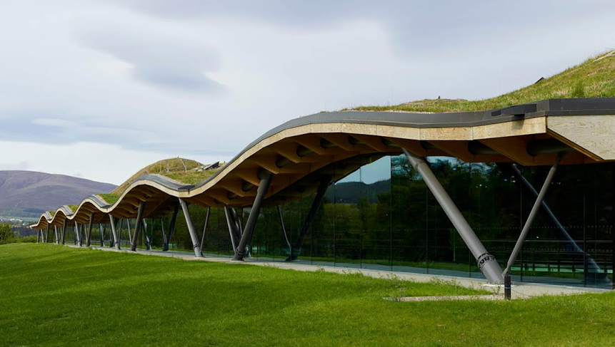 This Whisky Distillery Is Scotland?s Newest Tourist Attraction photo