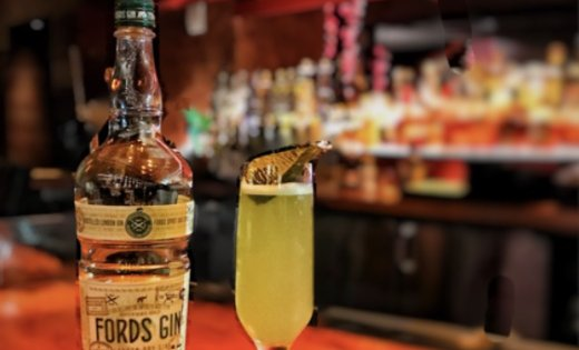 Miami's Willy Estrada Declared Winner Of 2018 Tales Of The Cocktail Official Cocktail Competition photo