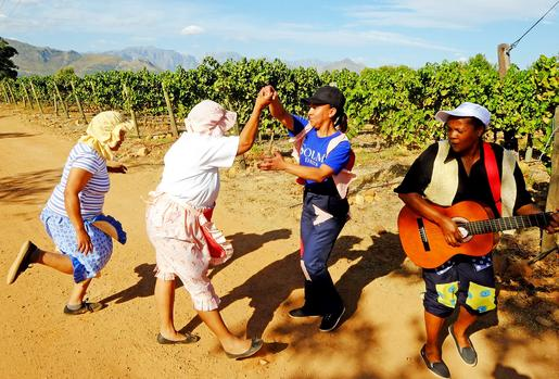 State To Take Over Franschhoek Wine Farm photo