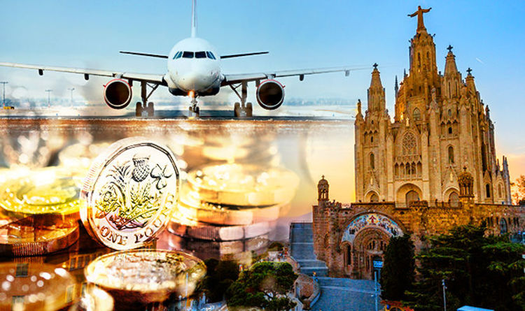 Holidays 2018: Barcelona Flights Cheaper Than Edinburgh Train-  Will You Still Staycation? photo