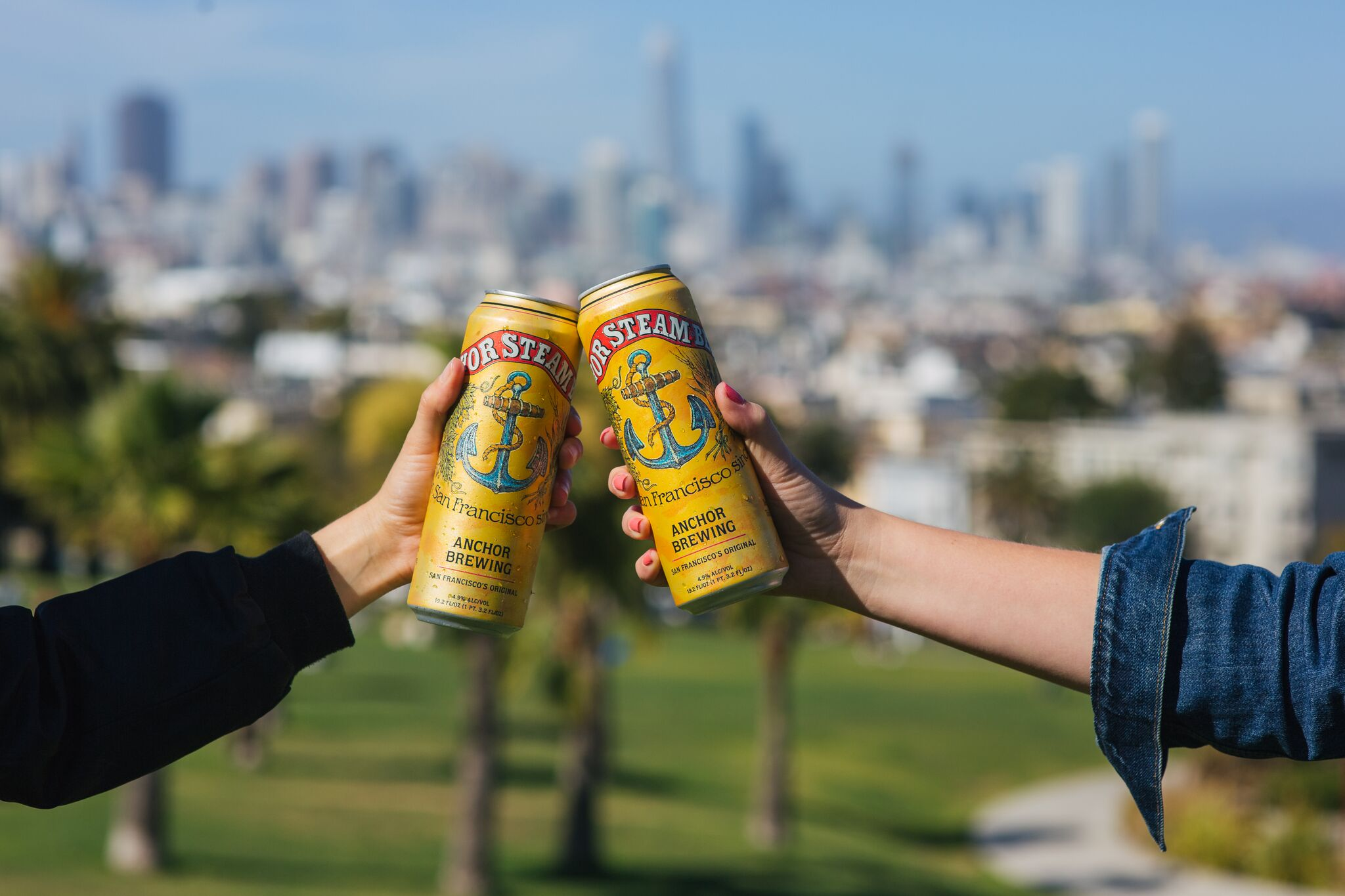Anchor Brewing Launches Flagship Offering In Cans photo