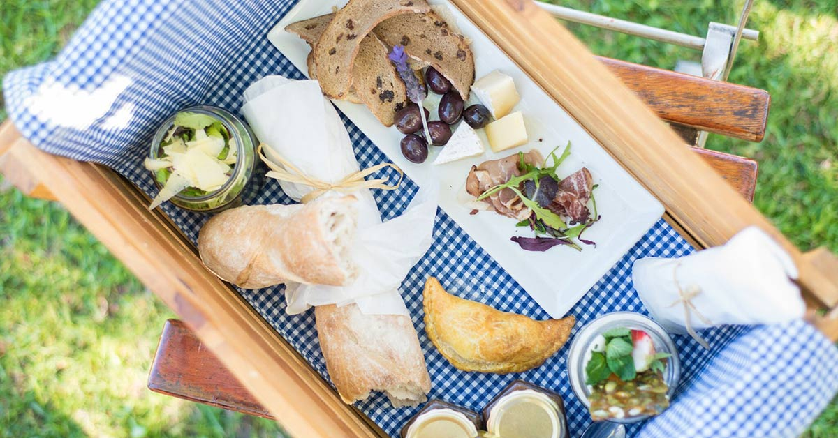 Picnic In Style With Allée Bleuechicnics photo