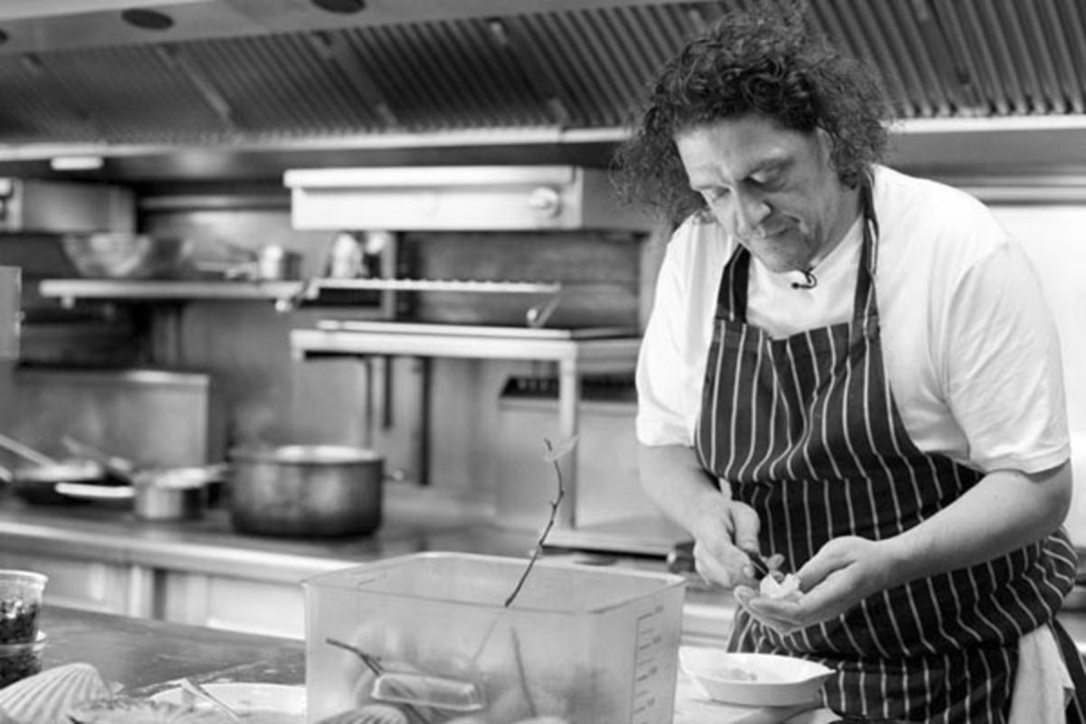 Meet Marco Pierre White For Dinner In Glasgow On Monday Night photo