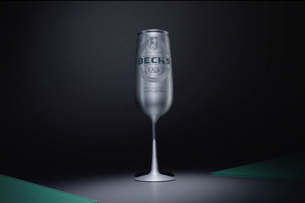 Beck's Upgrades Its Beer Can In An Effort To Appeal To Luxury-oriented Consumers photo
