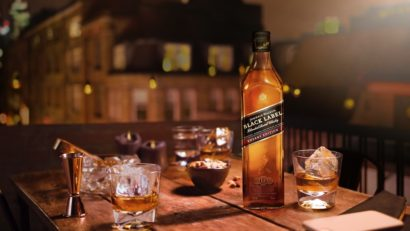 Johnnie Walker Has Made Its Black Label Scotch With A Sherry Cask Finish photo