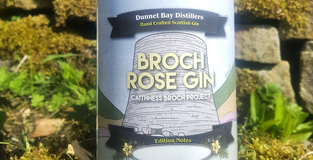 A Scots Craft Gin 2000 Years In The Making photo