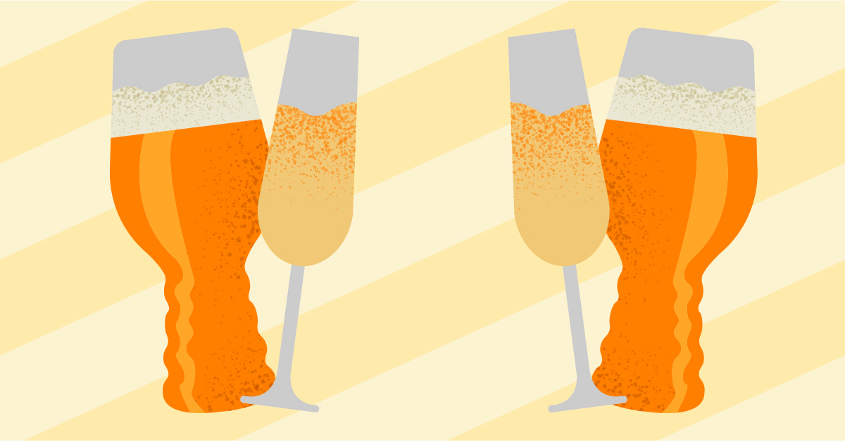 Bubbly, Bone-dry Brut Ipas Are Suddenly All Anyone Can Talk About photo