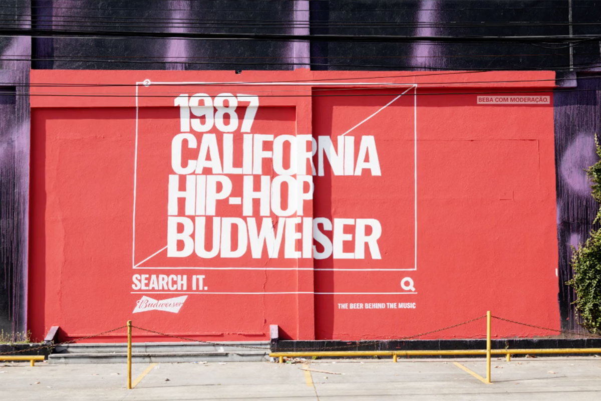 Budweiser Wants You To Google Its Place In Musical History In Campaign Via Africa photo