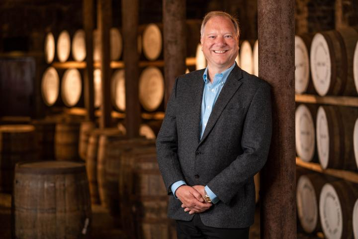 Executive Chairman Of Bushmills Irish Whiskey Receives Order Of The British Empire Medal photo