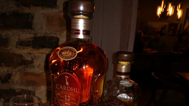 Review: Whisky And Food Pairing At The Big Easy With Cardhu photo