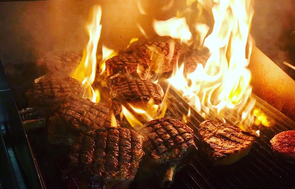 Summertime Is Braai Time At Vivat Bacchus In London photo