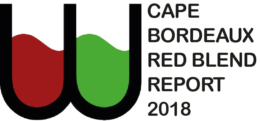 Cape Bordeaux Red Blend Report 2018 photo