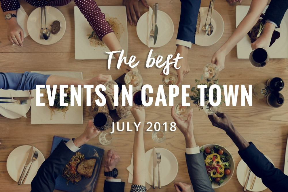 Events In Cape Town This July photo