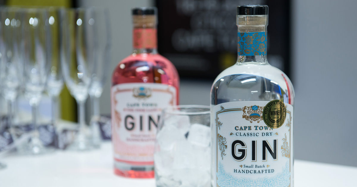 Cape Town Gin & Spirits Co. Bringing Us The Gin Goodness photo