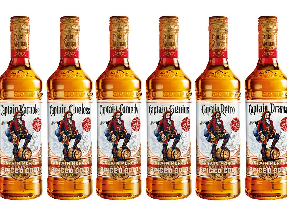 Personalised Captain Morgan Promotion Sets Sail photo