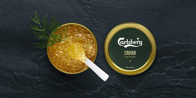 Beer Caviar is a Thing at the World Cup photo
